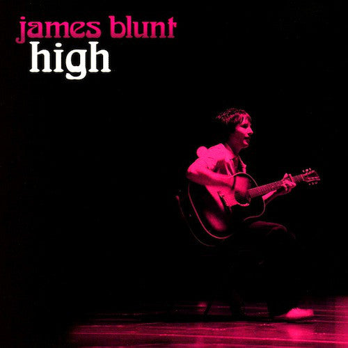 James Blunt ‎- High - Used CD Single