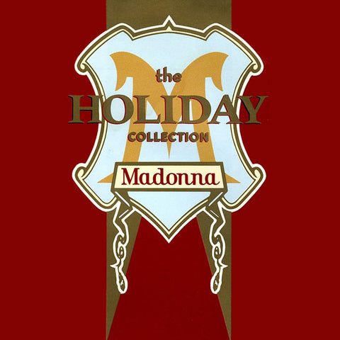 Madonna - The Holiday Collection - IMPORT CD EP - Used