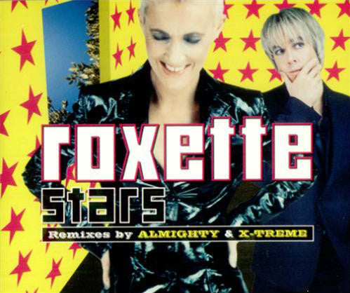 Roxette ‎– Stars - Remix - Used CD Single