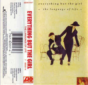 Everything But The Girl - The Language Of Life (Cassette Used)