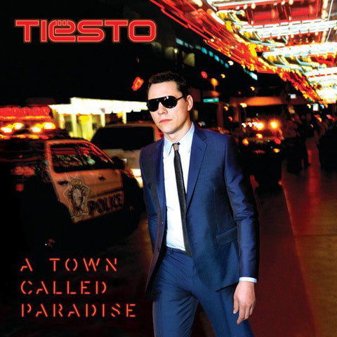 Tiesto – A Town Called Paradise -CD