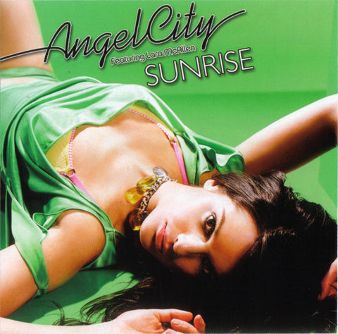 Angel City ft. Lara McAllen - Sunrise - US CD Maxi Single