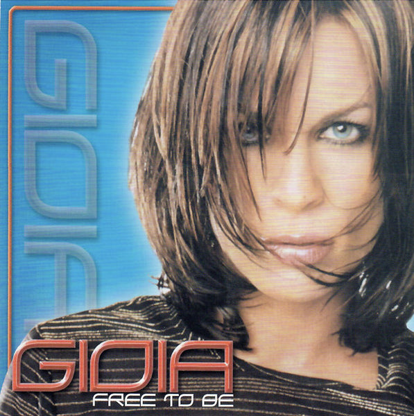 Gioia - Free to Be The Remixes - Used CD Single