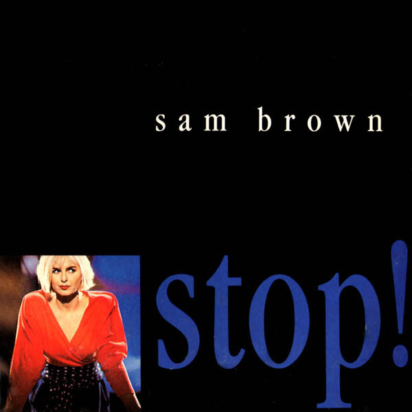 Sam Brown ‎- Stop! - Used CD Single