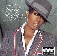Missy Elliott - Teary Eyed (Club Mixes) - CD Single