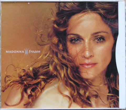 Madonna - FROZEN (US Maxi CD single) Used