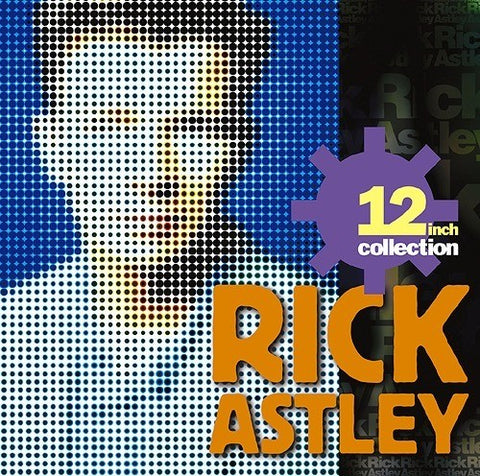 "Rick Astley - 12"" Collection CD (2018 reissue Import)"