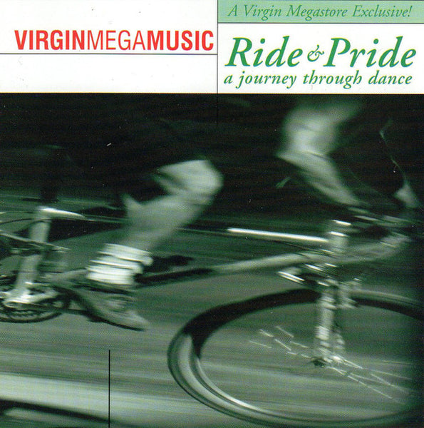 Ride & Pride (Various) Used CD -  A Journey Through Dance