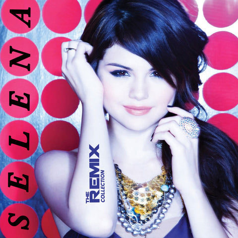 Selena Gomez - Remix Collection CD