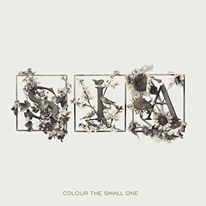 SIA - Colour The Small One  (Used CD)