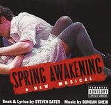 Spring Awakening - A New Musical (Broadway) Used CD