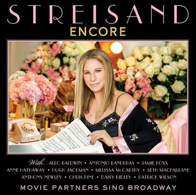 Barbra Streisand - Encore: Movie Partners Sing Broadway - Vinyl LP