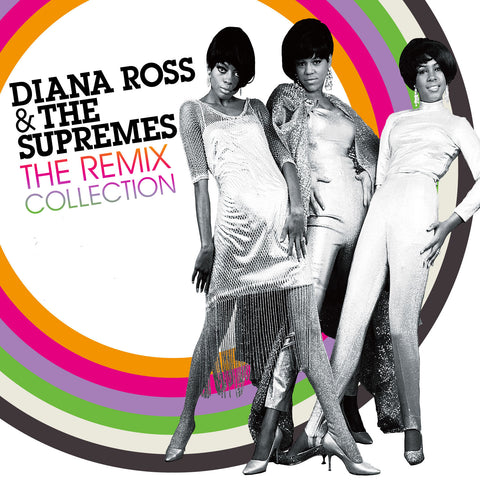 Supremes REMIXED CD  ft: Diana Ross