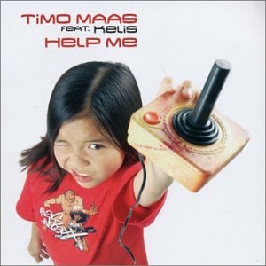 "Timo Maas ft: Kelis - ""Help Me"" CD single"