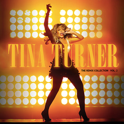 Tina Turner - REMIX COLLECTION Vol. 2  CD - (Sale)