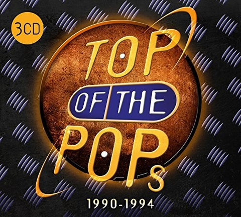 Top Of The Pops 1990-1994 UK 3 CD Import