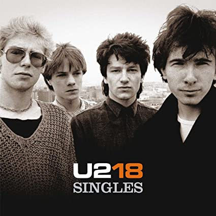 U2 - SINGLES (double LP Vinyl) Hits - New