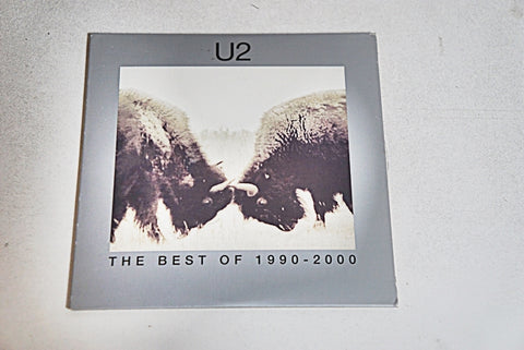 U2 - Best of 1990-2000  (Promo DVD) Sampler - Used
