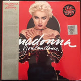 "Madonna - You Can Dance 2018 RSD """"RED VINYL"" w/ poster. LP"