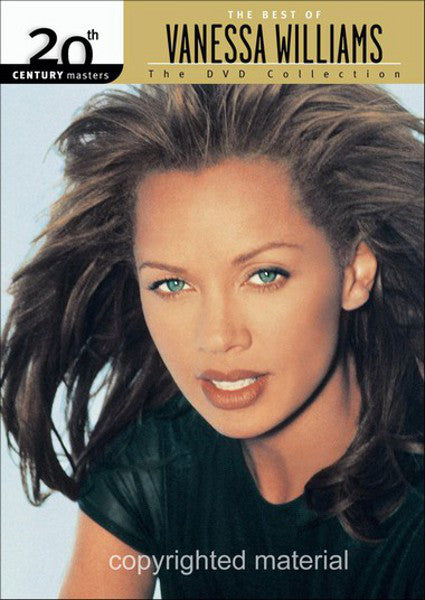 Vanessa Williams - The Best Of DVD (New)