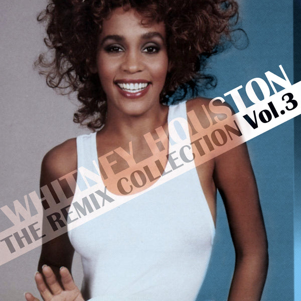 Whitney Houston REMIX Collection vol.3 CD
