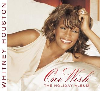 Whitney Houston - One Wish Christmas CD (New)