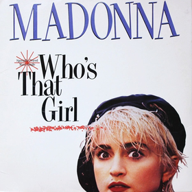 MADONNA Who's that Girl- Extended Version CD