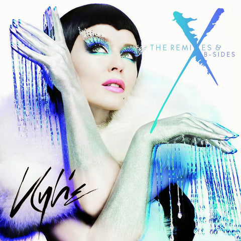 Kylie Minogue --  X Remixes & B-Sides -- DJ import CD