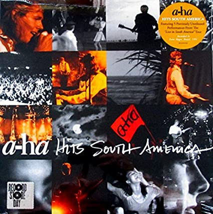 A-Ha  Hits South America  RSD 2016 LP VINYL - New