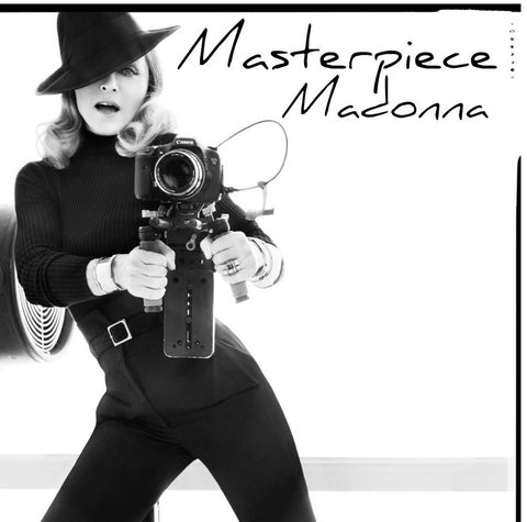 MADONNA Masterpiece / Superstar : DJ pressing CD single
