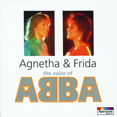 Agnetha & Frida (ABBA) - The Voice Of ABBA (Solo)