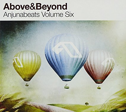 Above & Beyond - Anjunabeats Vol. SIX (6) double CD -used