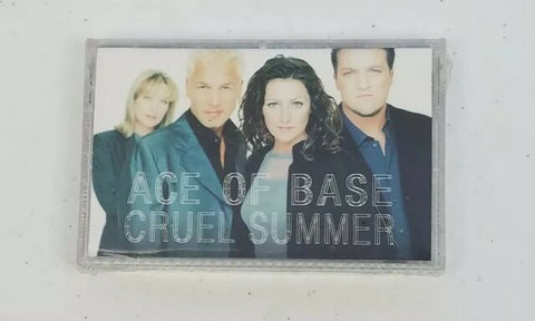 Ace of Base - Cruel Summer (Audio Cassette) Used
