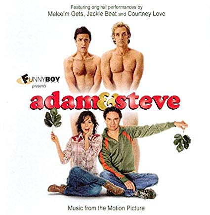 Adam & Steve - Original Soundtrack CD (new)