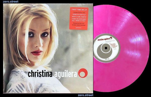 Christina Aguilera - PINK Vinyl LP (NEW) USA shipping ONLY