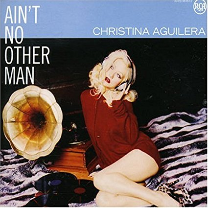 Christina Aguilera - Ain't No Other Man (2 track CD single)