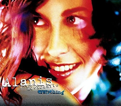 Alanis Morissette - Everything (Import CD single)