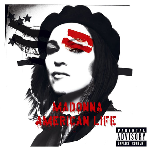 American Life 2LP (2017 re-issue) 180g