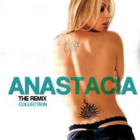 Anastacia - The REMIX Collection  CD  (SALE)