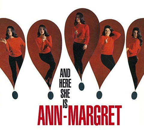 Ann-Margret -And Here She Is / Vivacious One [ImportCD] (Limited Edition, Remastered, Digipack Packaging, Spain)
