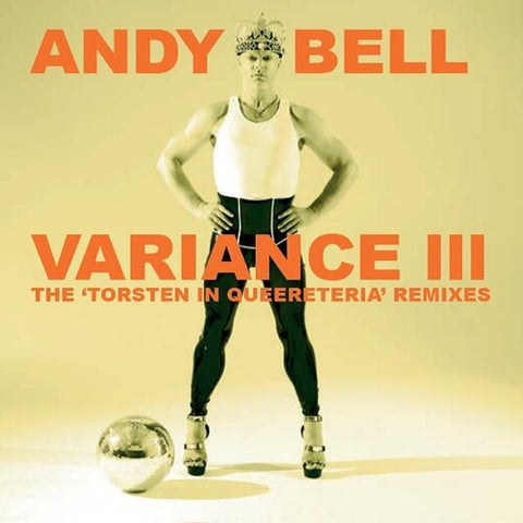 Andy Bell (Erasure) - Variance III  (The Torsten in Queeneteria REMIXES) Import CD