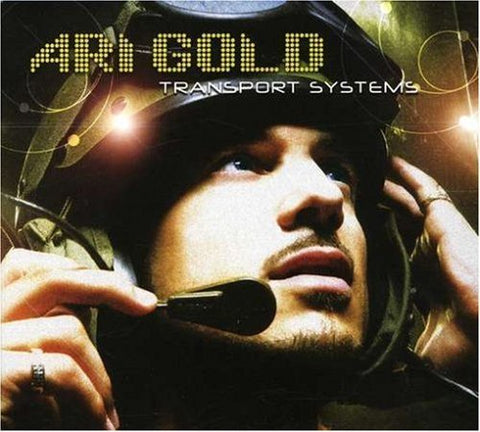 Ari Gold - Transport Systems - Used CD