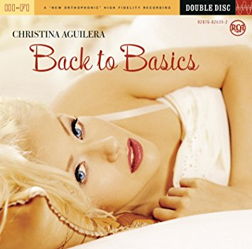 Christina Aguilera - Back To Basics CD (New)