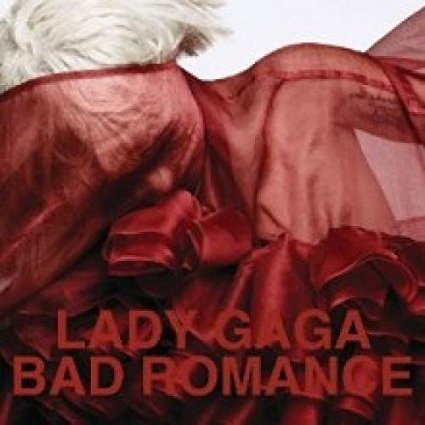 Lady GaGa - BAD ROMANCE - UK Import 2 track CD single