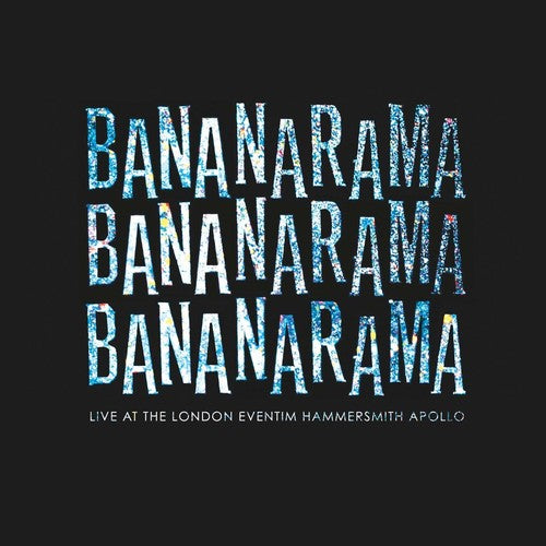 Bananarama - Live at the London Apollo 3 Disc set (DVD/CD)