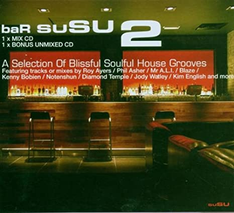 Bar SuSu vol.2 - (Double CD) Used Import CD
