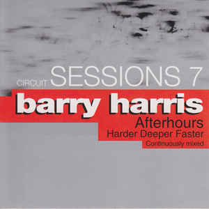 Barry Harris - Circuit Sessions vol. 7 - Afterhours - Used CD