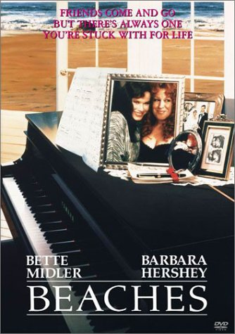 Bette Midler / Beaches DVD (New)