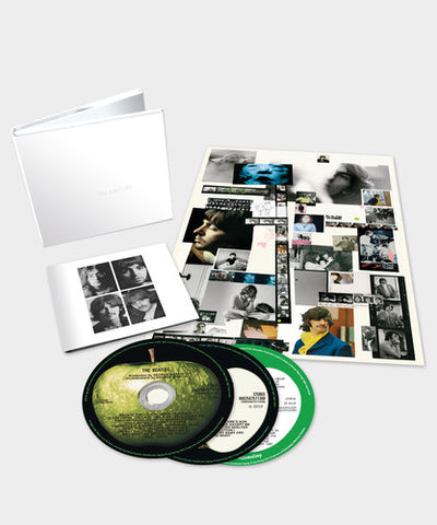 The Beatles (The White Album) (Deluxe Edition) CD