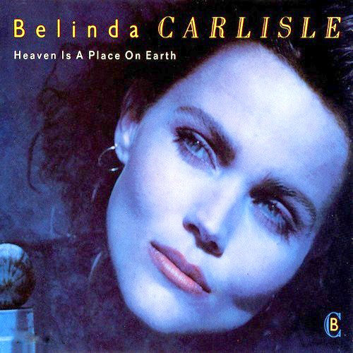 Belinda Carlisle -Heaven Is A Place On Earth (New Mixes) 2014 CD single